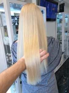 Притягательный блонд